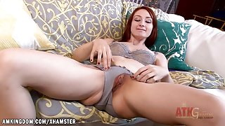 Violet Monroe can't wait to cum