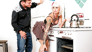 Mr.Pete & Kleio Valentien in I Love Kleio Scene