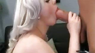 Curvy Blonde MILF Getting Pounded