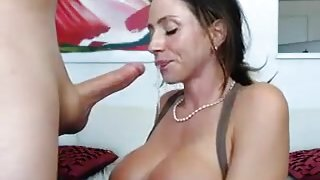 Breasty mother i'd like to fuck performs on cam