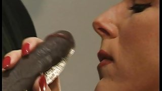 Interracial Anal For Swinger Wife
